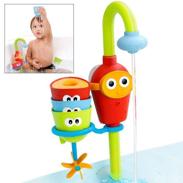 Yookidoo fürdőjáték - Zuhanyoztasd a formákat
