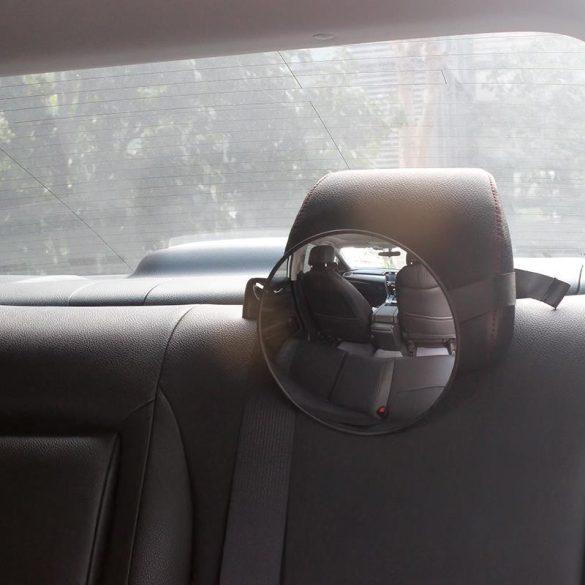 Coccolle baba-visszapillantó tükör autóba