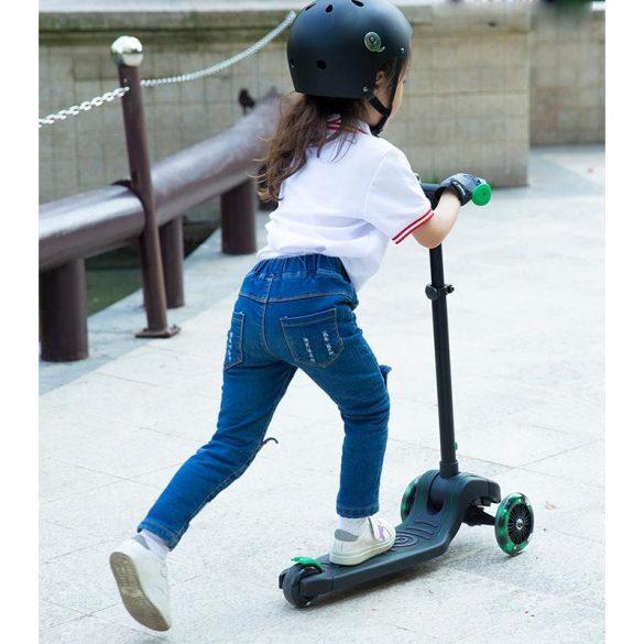 Qplay Future 3 kerekű roller - Green