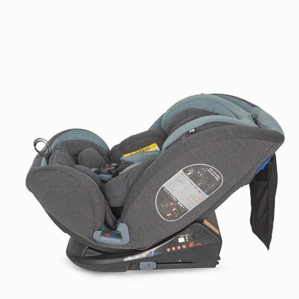 Coccolle Sedna gyerekülés 0-36 kg - Raven Grey