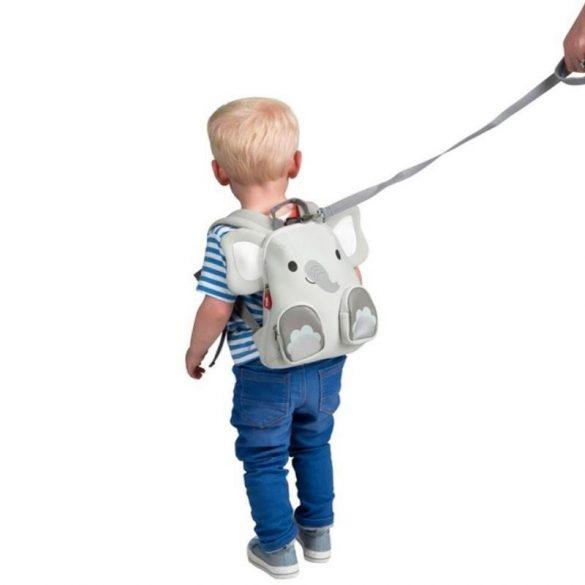 Qplay Kindy gyermek hátizsák és hám - Elephant