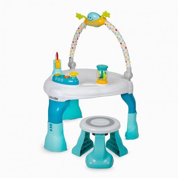 Coccolle TasyGo multifunkciós készségfejlesztő asztal - Turquoise Blue