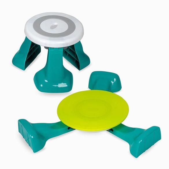 Coccolle TasyGo multifunkciós készségfejlesztő asztal - Apple Green