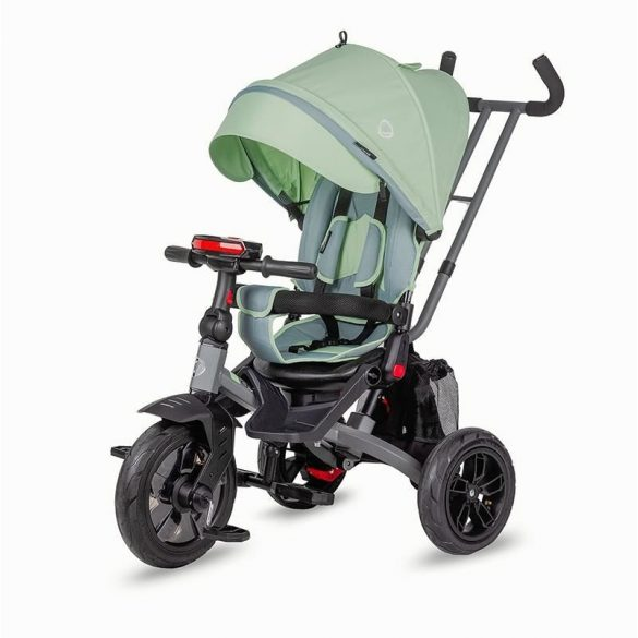 Coccolle Pianti multifunkciós tricikli - Mint Green