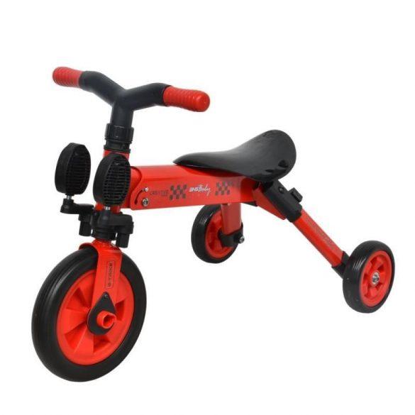 DHS B-Trike Tricikli - Red