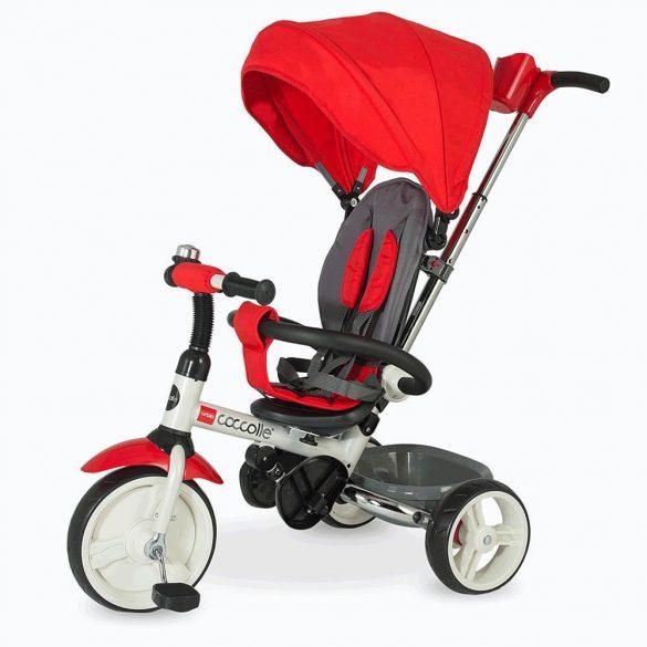 Coccolle Urbio tricikli - Red