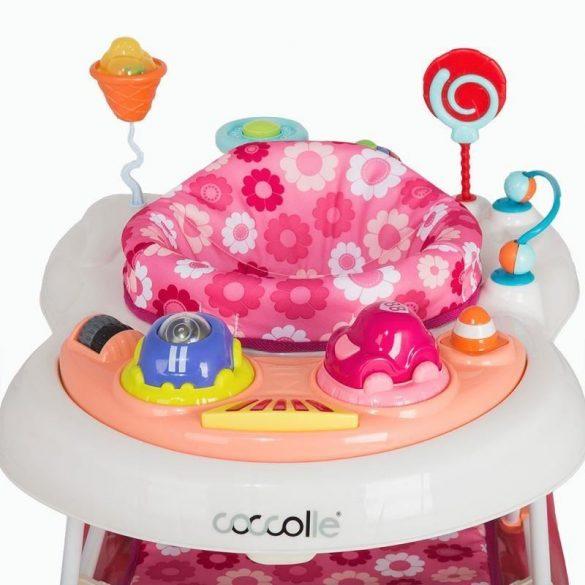 Coccolle Inizio hintás bébikomp - Pink