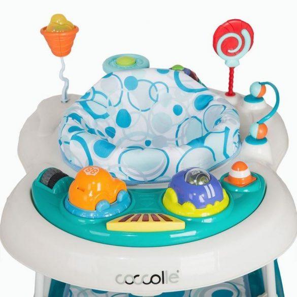 Coccolle Inizio hintás bébikomp - Blue