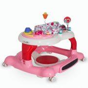 Coccolle Arlo bébikomp - Pink