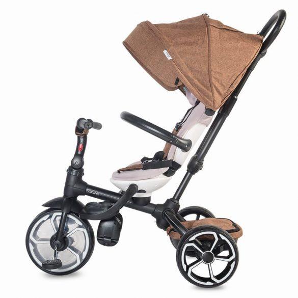 Coccolle Modi+ multifunkciós tricikli - Brown