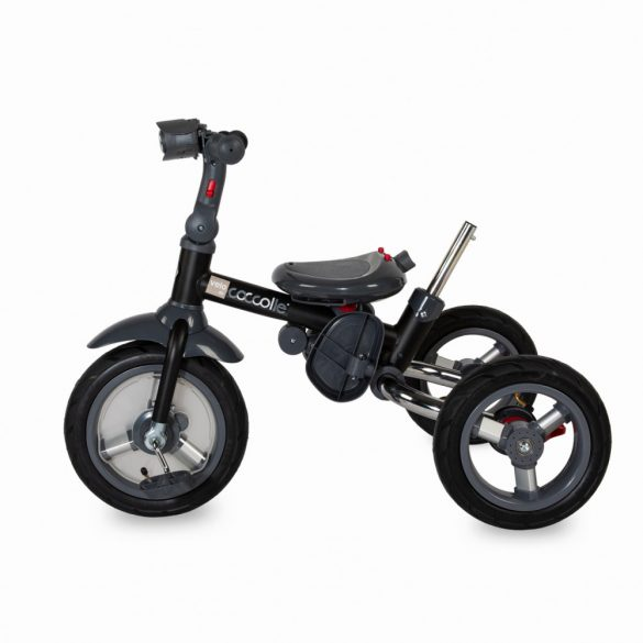 Coccolle Velo Air tricikli felfújható kerekekkel - Mustard