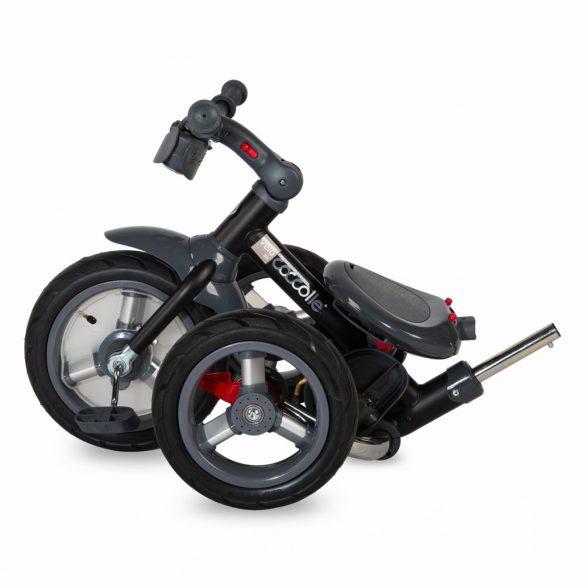 Coccolle Velo Air tricikli felfújható kerekekkel - Green