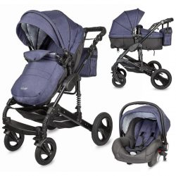 Coccolle Oppa 3in1 babakocsi - Blue
