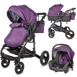 Coccolle Oppa 3in1 babakocsi - Purple
