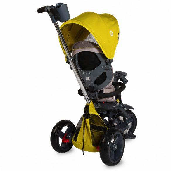 Coccolle Velo 360°-ban forgatható tricikli - Mustard
