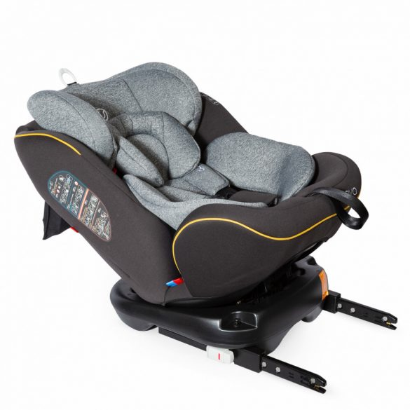 Coccolle Nova 360°-ban forgatható gyerekülés 0-36 kg - Grey