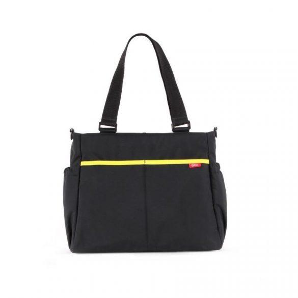 Qplay Mandy pelenkázó táska - Black