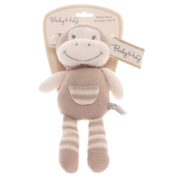 Baby Hug - Kötött maki - 32 cm