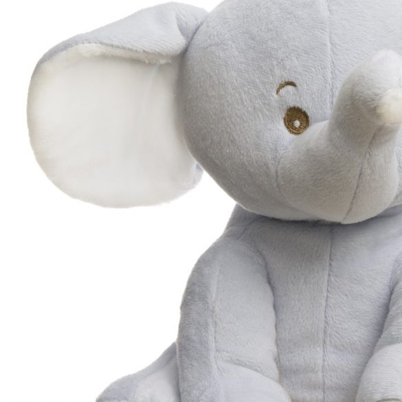 Baby Hug - Plüss kék elefánt - 23 cm