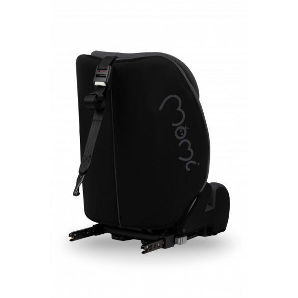 MoMi Bahari  IsoFix gyermekülés 9-36 kg - Black