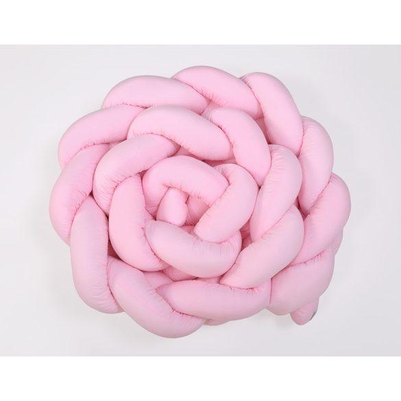 BabyLion Prémium Fonott rácsvédő XXL - Rózsaszín