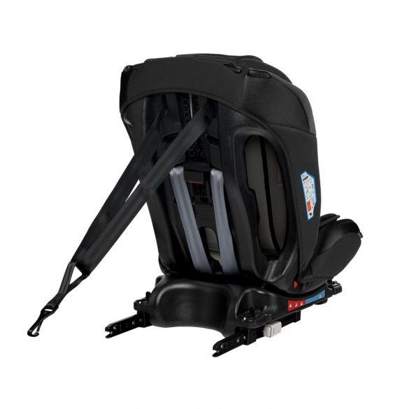 Lionelo Sander ISOFIX gyerekülés 0-36 kg - Black