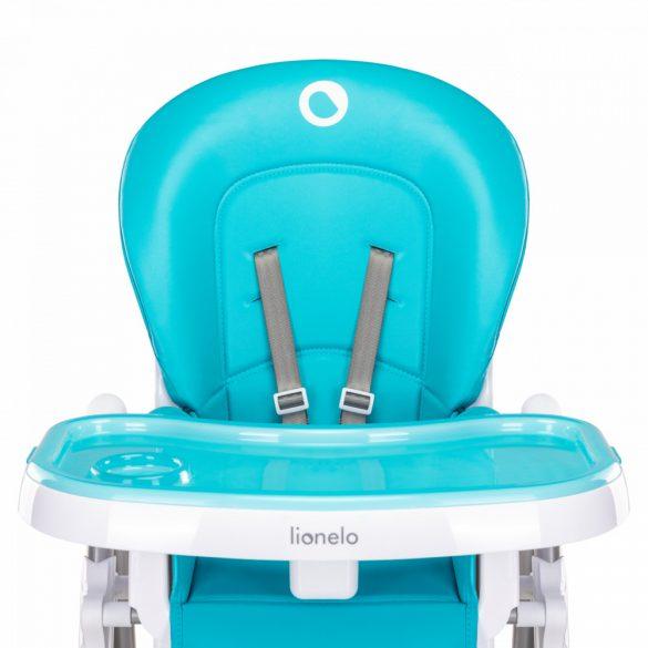 Lionelo Linn Plus Multifunkcionális etetőszék - Turquoise