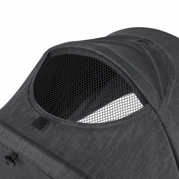 Lionelo Irma sport babakocsi - Black/Dark Grey