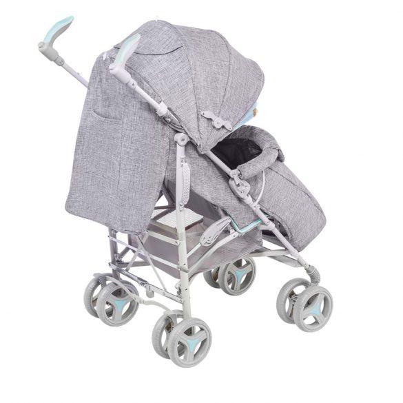 Lionelo Irma sport babakocsi - Grey/Mint