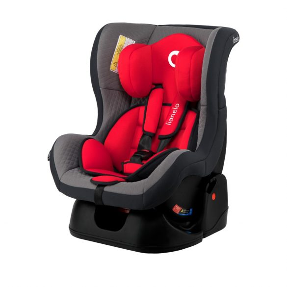 Lionelo Liam gyermekülés 0-18 kg - Carmine Red