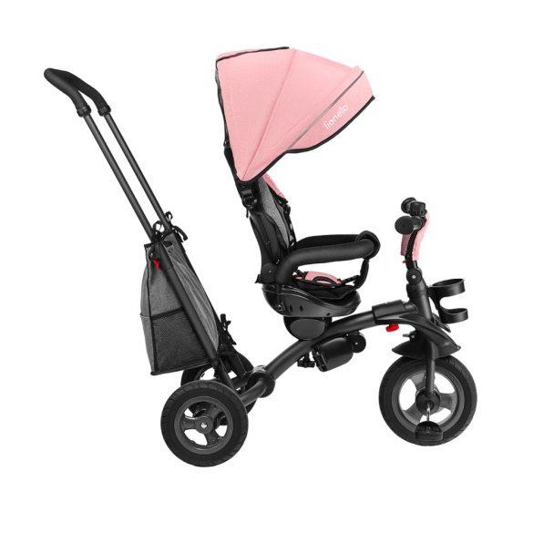 Lionelo Tris lapracsukható tricikli - Candy Rose