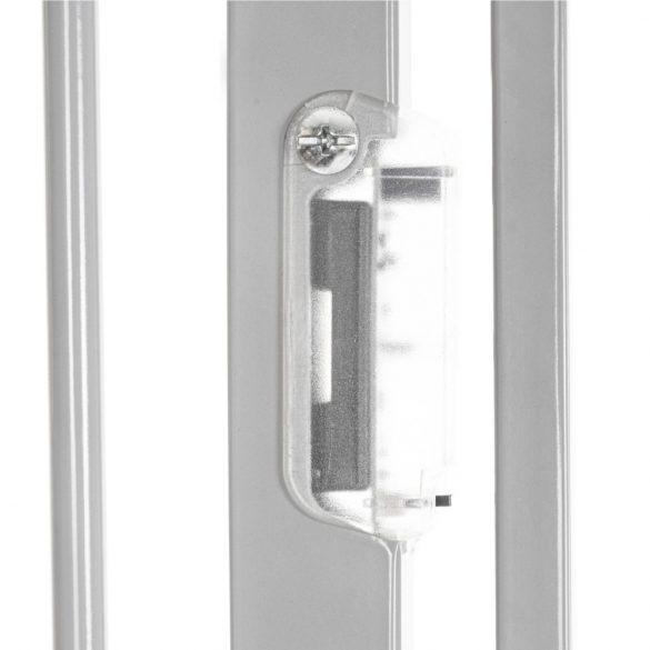 Lionelo Truus Slim Led ajtórács - Grey