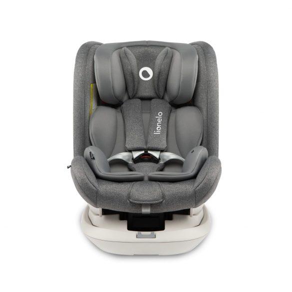 Lionelo Bastiaan 360°-ban forgatható ISOFIX gyermekülés 0-36 kg - RWF - Stone