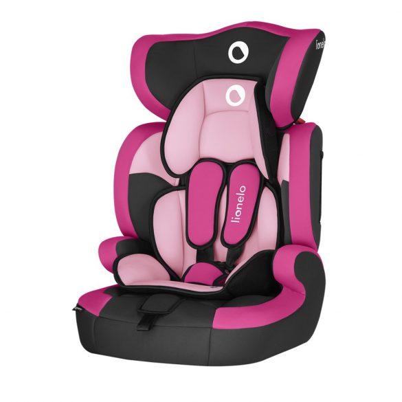 Lionelo Levi One gyermekülés 9-36 kg - Candy Pink