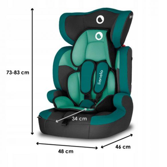 Lionelo Levi One gyermekülés 9-36 kg - Lagoon