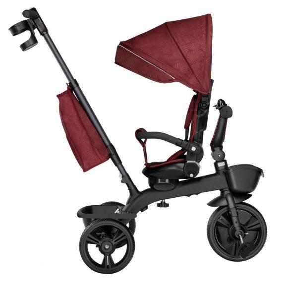 Lionelo Kori forgatható tricikli - Burgundy red