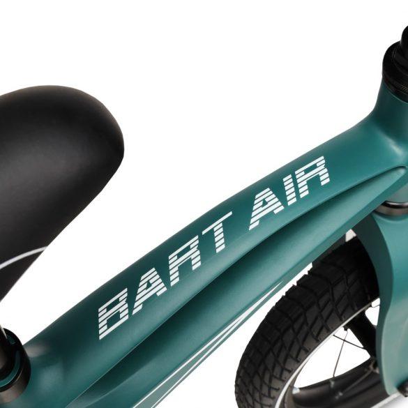 Lionelo Bart Air futóbicikli - Forest Green