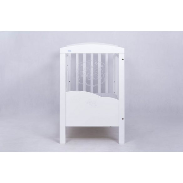 Drewex Bear LED kiságy 60x120 - White