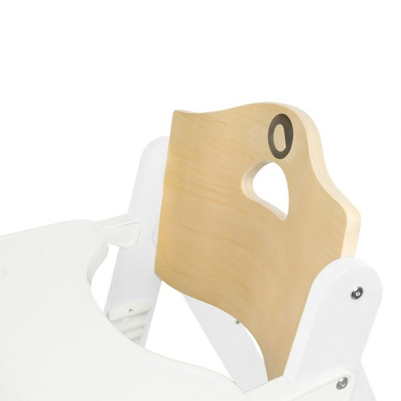 Lionelo Floris fa etetőszék - White
