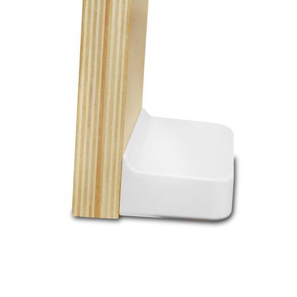 Lionelo Floris fa etetőszék - Natural White
