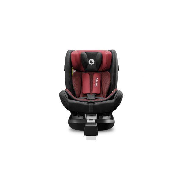 Lionelo Braam 360° ISOFIX gyermekülés 0-36 kg - Red Burgundy