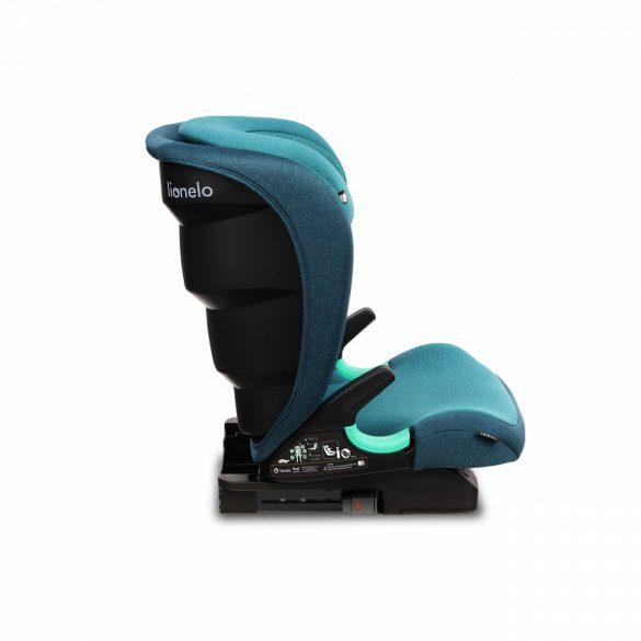 Lionelo Neal I-Size gyermekülés - 100-150 cm - Green Turquoise