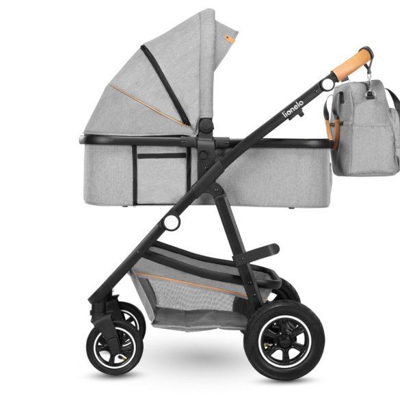 Lionelo Amber 3in1 multifunkciós babakocsi - Stone Grey