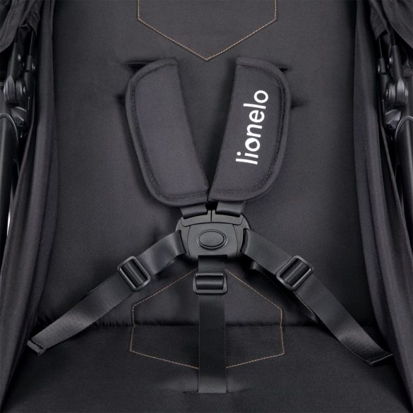 Lionelo Zoey sport babakocsi - Black Onyx