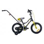 "Sun Baby Tiger bicikli 14"" - Fekete-Sárga"