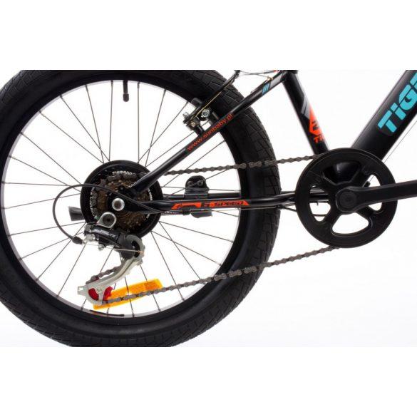 """Sun Baby MTB váltós bicikli 20"""" - Türkiz-Narancssárga"""