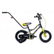"Sun Baby Tiger bicikli 12"" - Fekete-Sárga"