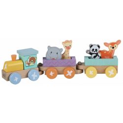 Sun Baby Fa vonat - Víziló és barátai