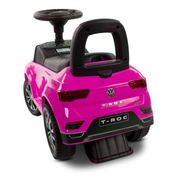 Sun Baby bébitaxi - Volkswagen T-Roc - Rózsaszín