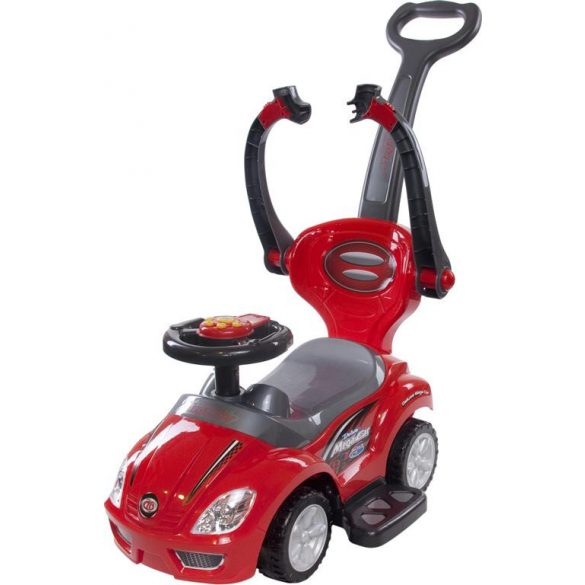 Sun Baby Ride on tolókaros bébitaxi - Mega - Piros
